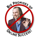 Don't put your business in the hands of a stranger making BIG promises of online success!