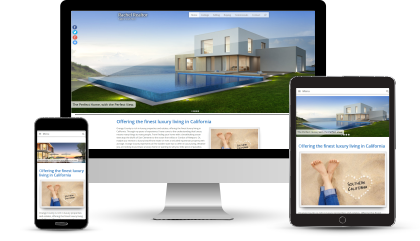 Responsive Small Business Website Design Packages – Modern