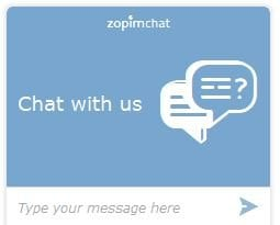 picture of the chat feature; Customer, Service, opportunities, engage, connect, sales, tools, help, support, powerful